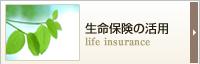 生命保険の活用